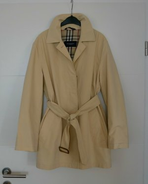 Burberry leichter Mantel Trenchcoat Jacke Gr36/S 38/M oversize original beige