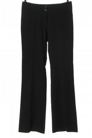Burberry London Baggy Pants schwarz Business-Look