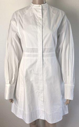 Burberry London, Blusenkleid Berenice, Optic White, Cotton, 44 (It. 48), neu, € 800,-