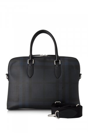 Burberry London Check Barrow Briefcase