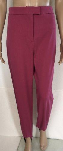 Burberry London, Crowle Stirrup Pants, Plum Pink, 42 (It. 46), neu, € 500,-