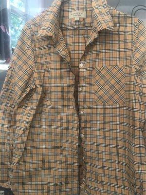 Burberry London Koszula z długim rękawem camel-beżowy