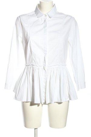 Burberry London Hemd-Bluse weiß Casual-Look