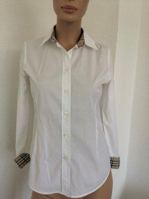 Burberry London Camicia blusa multicolore Cotone