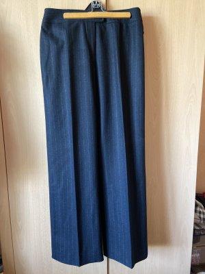 Burberry London Woolen Trousers black