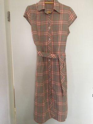 Burberry London Kleid Leinen Gr 40 L