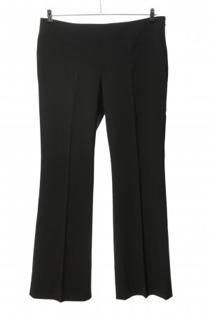 Burberry London Pantalon Marlene noir style décontracté