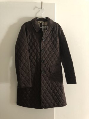 Burberry London Manteau matelassé multicolore