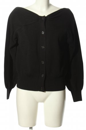 Burberry London Cardigan black casual look