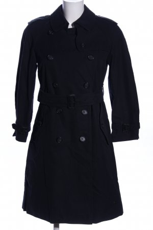 Burberry London Trench Coat black business style