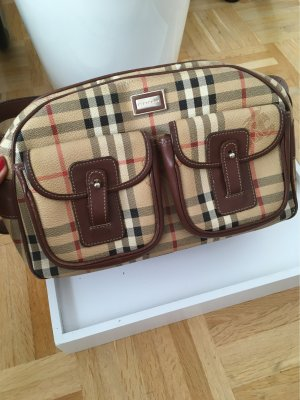 Burberry London Shoulder Bag multicolored