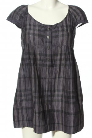 Burberry Długa bluzka Wzór w kratkę W stylu casual