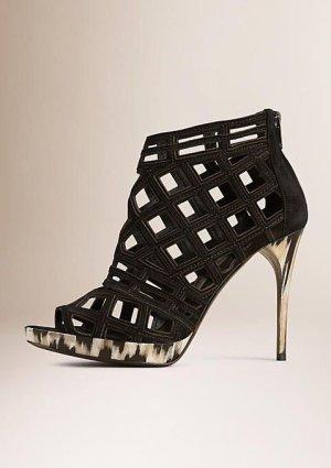 Burberry High Heels black