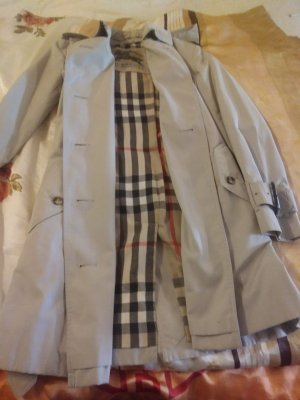 Burberry Giacca softshell beige