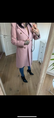 Burberry Wool Coat pink