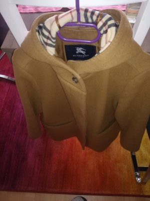 Burberry Coat Dress multicolored