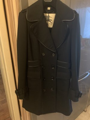 Burberry Wool Coat black