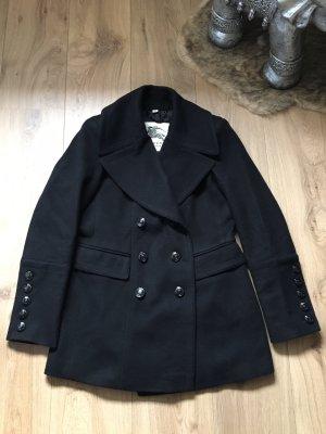 Burberry Short Coat black