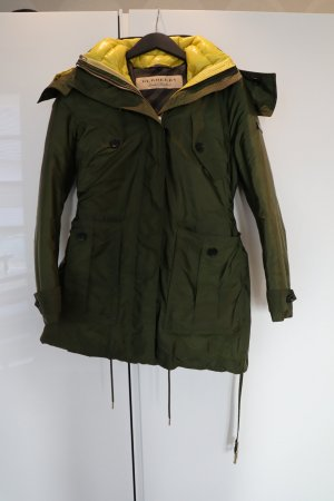Burberry Long Jacket multicolored