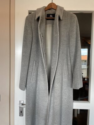 Burberry Winter Coat silver-colored-grey