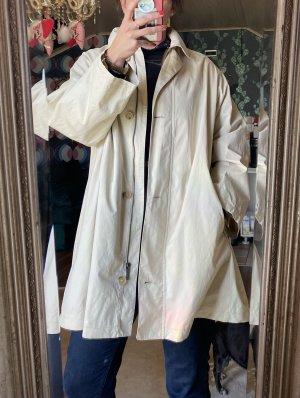 Burberry Oversized Jacket cream-beige