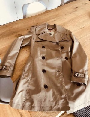 BURBERRY Mantel (Trenchcoat), Gr. 34