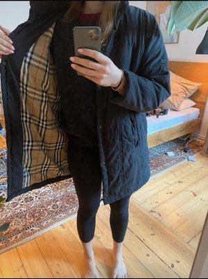 Burberry Płaszcz puchowy czarny