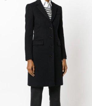 Burberry London Wool Coat black cashmere