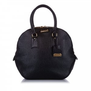 Burberry Medium Orchard Leather Handbag