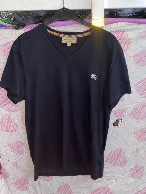 Burberry Navy Blue T-shirt