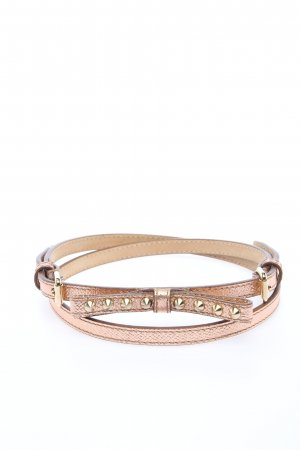 Burberry Studded riem roze casual uitstraling