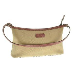 Burberry Shoulder Bag beige textile fiber
