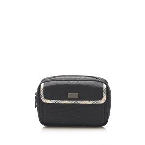 Burberry Accessoire zwart Nylon