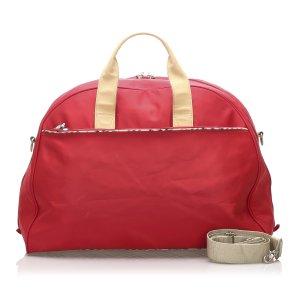 Burberry Nylon Boston Bag