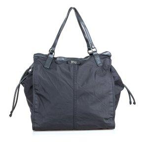 Burberry Nylon Buckleigh Tote Bag