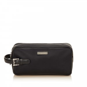 Burberry Nylon Clutch Bag