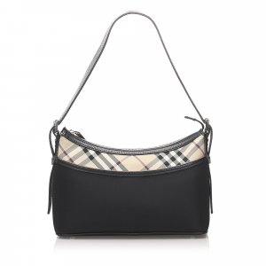 Burberry Nylon Shoulder Bag