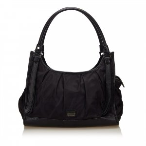 Burberry Shoulder Bag black nylon