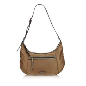 Burberry Shoulder Bag brown nylon