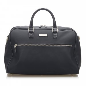 Burberry Nylon Travel Bag