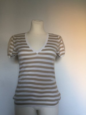 Burberry Short Sleeved Blouse multicolored