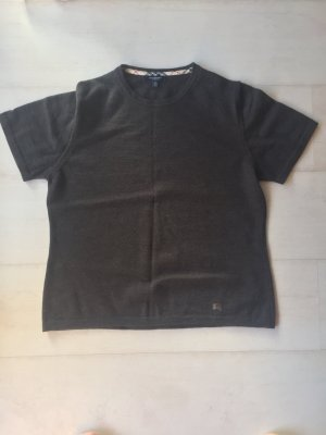 Burberry Short Sleeved Blouse anthracite