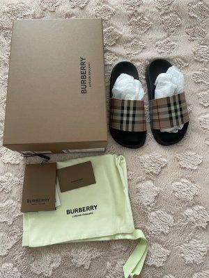 Burberry Pantoletten