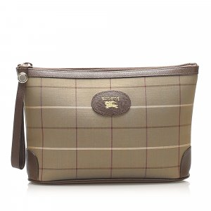 Burberry Pouch Bag beige