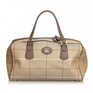Burberry Travel Bag khaki