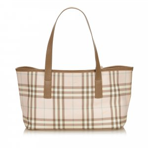 Burberry Tote pink