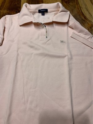Burberry Polo Top dusky pink-pink