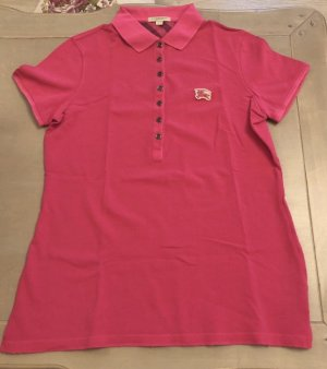 Burberry Polo Shirt pink