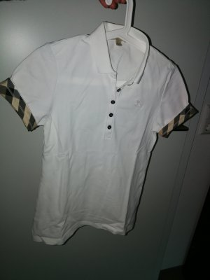 Burberry Polo shirt wit