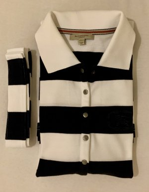 Burberry London Polo Dress dark blue-white